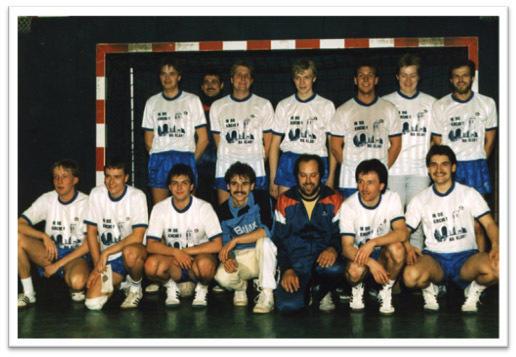 Mannschaft Ehemalige und Gäste HANDBALL | DJK Eintracht