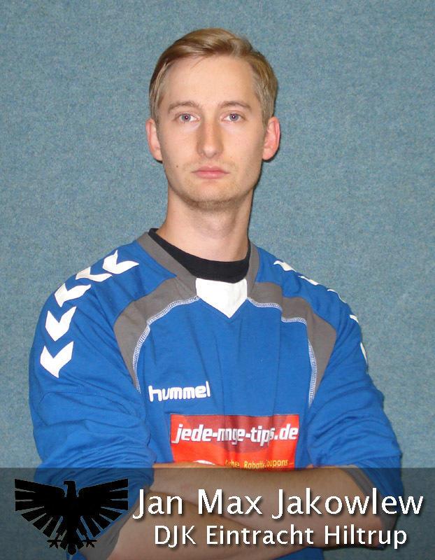 Spieler 1. Herren HANDBALL | DJK Eintracht Hiltrup